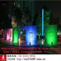 led投光灯广告招牌投射灯庭院室外路灯