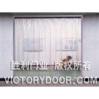 PVC胶门帘,不锈钢龙骨,自动卷帘门,防尘胶帘