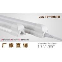 山东亿昌照明工厂长期供应LEDT5/T8一体化日光灯管