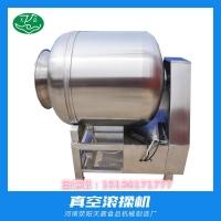 郑州天嘉食品机械 GR-50型 供应不锈钢全自动节能型真空滚