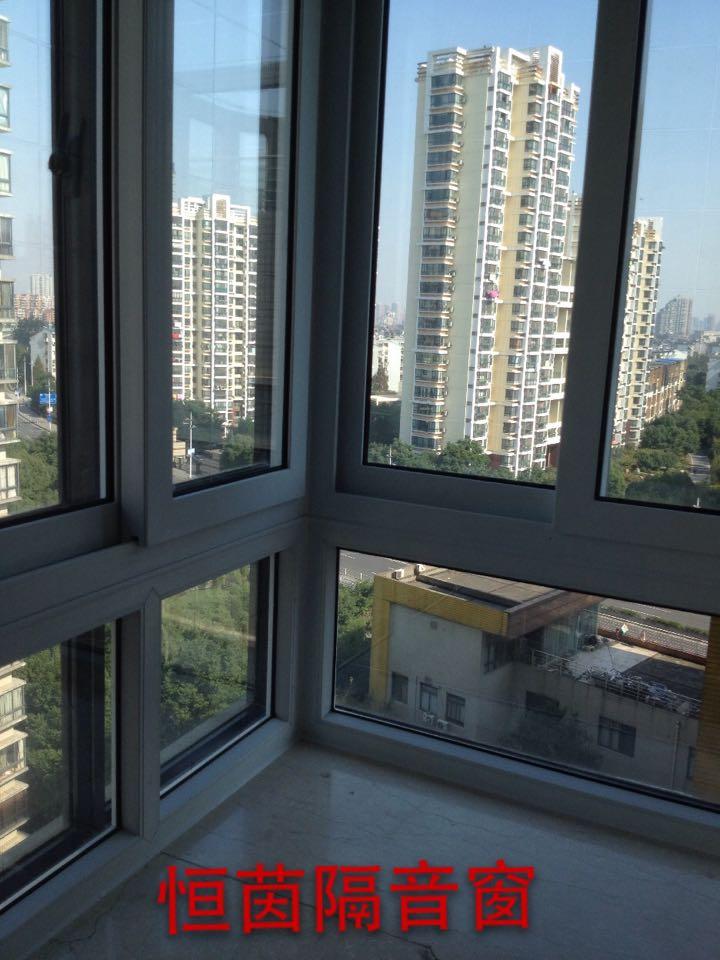 三层复合真空隔音窗,隔音门窗