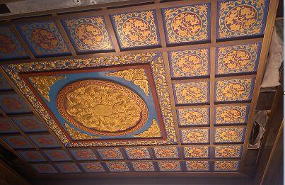 铜吊顶铜艺装饰 富源铜