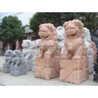 各种石雕石狮子、大理石石狮、汉白玉石狮、走狮、蹲狮、爬狮