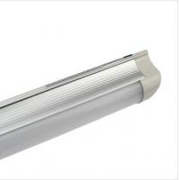 1.2米 led日光节能灯管 带支灯架一体化高亮3014透明