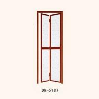 德明門業-鈦合金門系列DM-5187