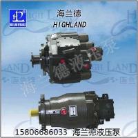 铲运机液压油泵F