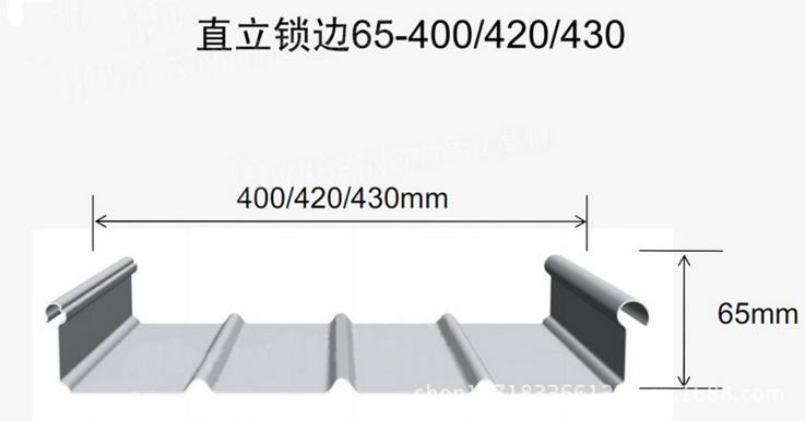 供应宜昌-卓安诚铝镁锰屋面板