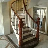泉峰木业批发实木楼梯立柱多种实木立柱量大从优
