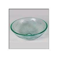 钢化玻璃盆