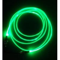 高亮通体光纤侧面光纤水下散光光带泳池灯带