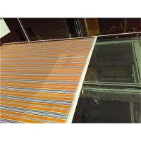 戶外遮陽窗簾電動天幕系統別墅陽光房天幕棚遮陽簾雨篷遮陽