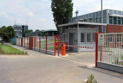 法国dirickx 德瑞克斯 工厂围栏 护栏