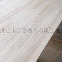 进口辐射松拼板 指接板 松木家具板