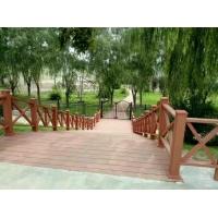 塑木材料 PE塑木/木塑复合材料 户外木塑产品 河北木塑 W