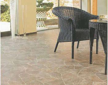 比利时和谐PVC地板 砖纹系列 普隆 PVC地板 四川省科丽宝贸易有限公司
