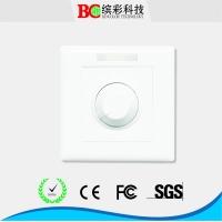 LED旋钮无级调光器,5050灯条调光控制器