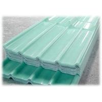 浙江FRP玻璃钢瓦 化工厂防腐蚀高强度透明瓦采光瓦
