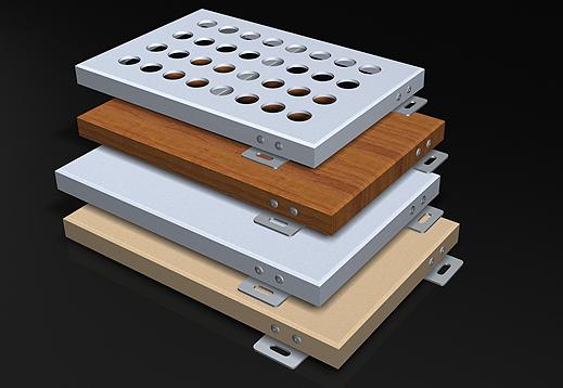 湖南长沙招牌铝板安装队 2.0mm铝单板价格 长沙雨花区铝单