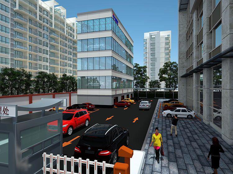 垂直循环类停车设备就选九路泊车