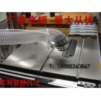 PU聚氨酯PVC塑料钢丝管,螺旋管,橡胶管,汽车尾气排放