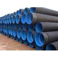 上海公元HDPE双壁波纹管-公元管材-上海销售