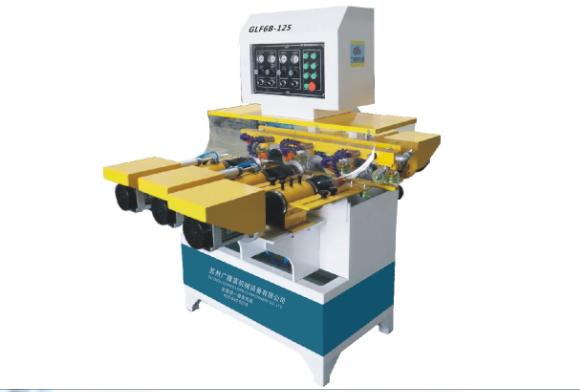 石材线条磨边机 石材加工机械设备线条 双侧面抛光机