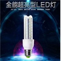 LED灯泡玉米灯暖白E27螺口家用照明超亮节能灯