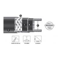 进口科模热思自调控电伴热 防爆自调控 管道伴热
