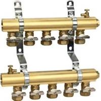 工程款双球分水器 支架分水器 地热分水器生产