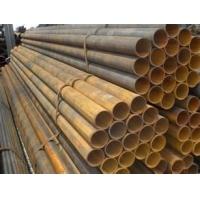 苏州供应碳钢厚壁焊接管Q345B大口径直缝焊管