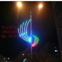 led 灯杆造型灯/广告图案灯/灯画/LED造型隧道灯