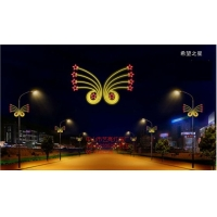 LEE路灯杆造型灯 路灯杆装饰灯