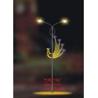 LED路灯杆造型灯/LED路灯杆装饰灯/路灯杆亮化美化灯
