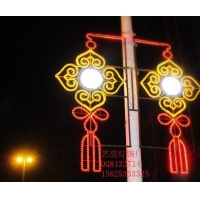 LED街道装饰灯/LED路灯杆装饰灯