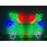 双面发光灯杆造型灯 双面发光灯杆装饰灯 LED路灯杆灯