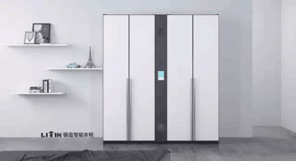 智能衣柜,定制衣柜,整体衣柜