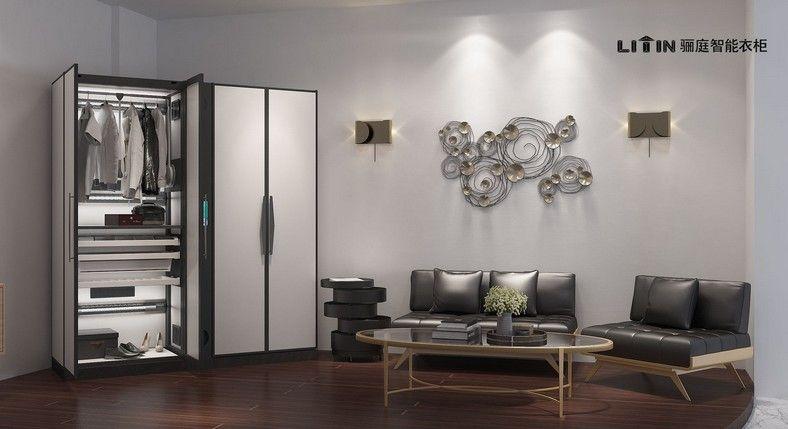 整体衣柜,定制整体衣柜,铝合金衣柜