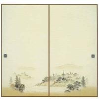 雅轩-禾之风日式家居-壁画柜门