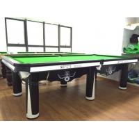 中式黑八台球桌