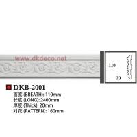 雕花PU线条DKB2001