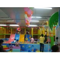 【专业定制】高端儿童淘气堡、淘气堡儿童乐园 设计新颖 款式多