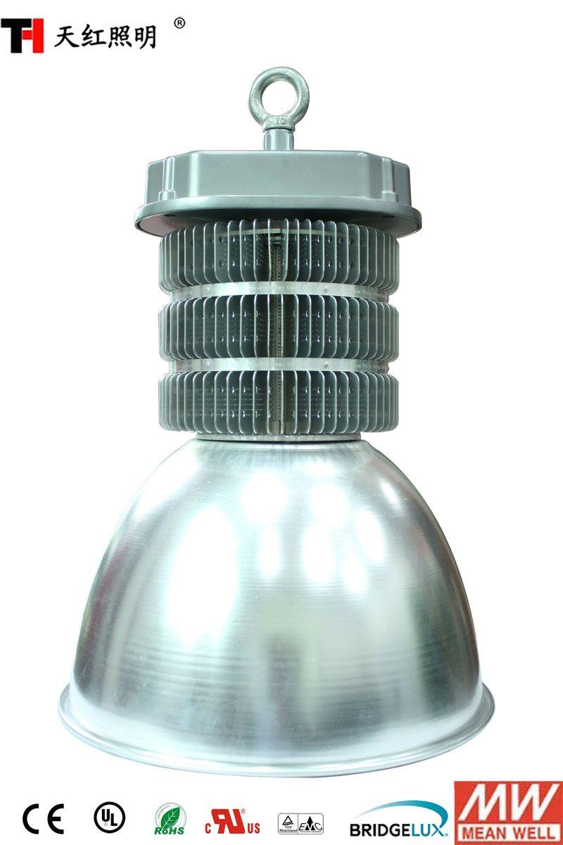 鳍片式相变散热LED工厂灯