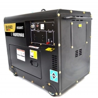 5KW房车专用发电机组|静音柴油发电机|5KW车载发电机