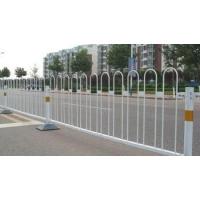 道路公路马路城市市政隔离活动围栏锌钢交通设施护栏栏杆防撞