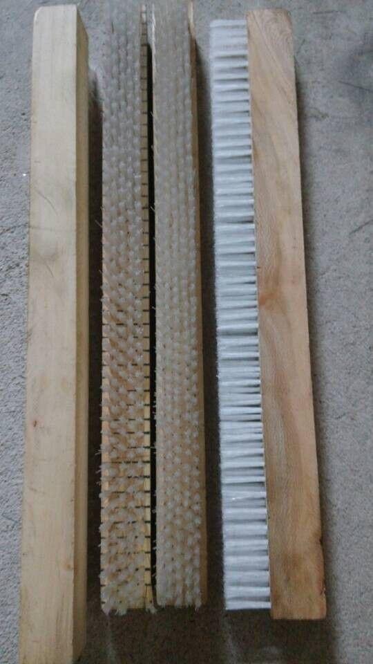 木头底座条刷 材质612尼龙丝