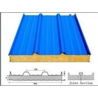 彩钢EPS泡沫夹芯复合保温板