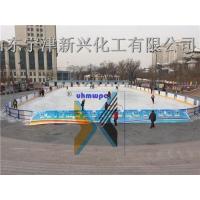 上海冰球围栏挡板安装效果图