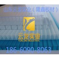 山东阳光板厂家10mm四层蜂窝十年阳光板价格