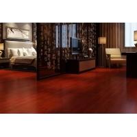 红檀香实木地板