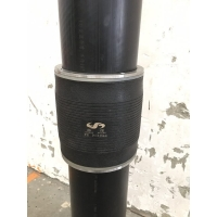胶圈电熔双密封聚乙烯复合增强管